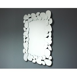 Julienne lustro nowoczesny design 82x107