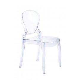Krzesło Mitos transparent
