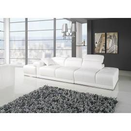 ASTON wielka sofa z regulowanymi zagłówkami