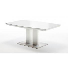 FUTURIS stół biały lakierowany rozkładany