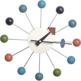 Zegar inspirowany projektem BALL CLOCK