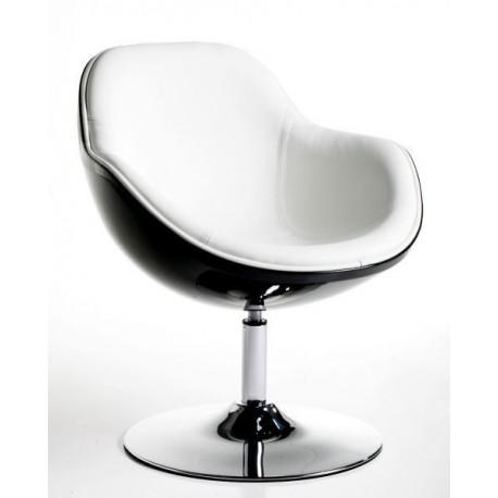 PEZZO fotel obrotowy kubełkowy