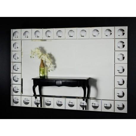 Lustro nowoczesne Lustrzana rama 80x120