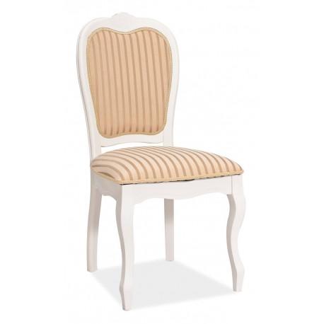 Krzesło PR-SC Bianco styl prowansalski