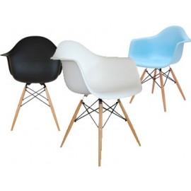 DAW krzesło inspirowane projektem