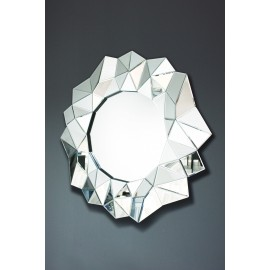 Sophie designerskie nowoczesne lustro Gaudia