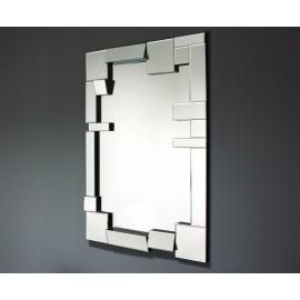 Belle lustro nowoczesne 90x64 Gaudia
