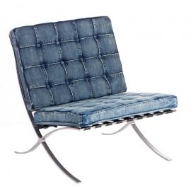 Fotel BA1 jeans
