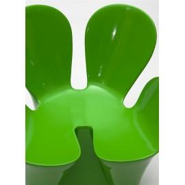 Fotel Dłoń zielone