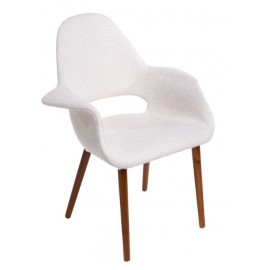 Krzesło A-Shape biale