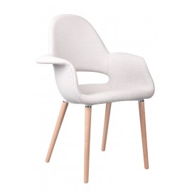 Krzesło A-Shape jasnoszare