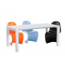 Krzesło Balance niebieski