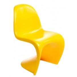 Krzesło Balance żółte