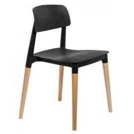Krzesło Base czarne