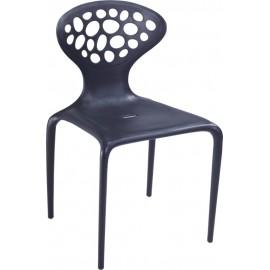 Krzesło Blad czarne
