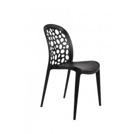 Krzesło Bladder czarne