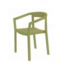 Krzesło Peach oliwka