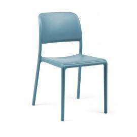 Krzesło Riva niebieskie