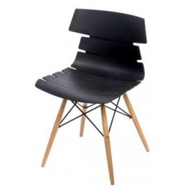 Krzesło Techno DSW czarne