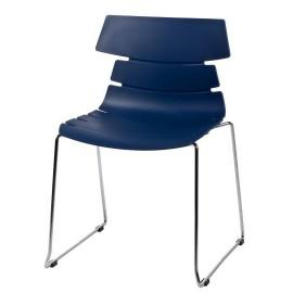Krzesło Techno SL niebieskie