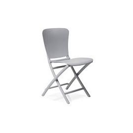 Krzesło składane Zac szare