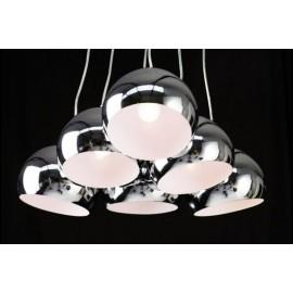 Lampa Chromowane Perły śr. kul 20 cm