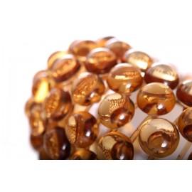 Lampa F Acrylic 65cm h175 amber