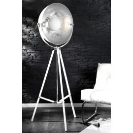 Lampa Studio biały / srebrny środek