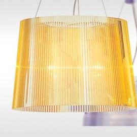 Lampa wisząca Ge żółta