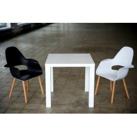 Stół Living 80x80 biały