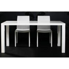 Stół Lucente 160x80  biały C