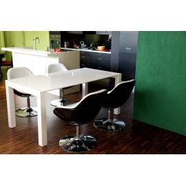 Stół X7 biały połysk rozkładany 170x260