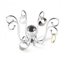 Wieszak na biżuterię Octopus