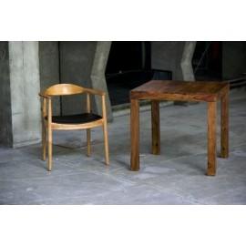 Krzesło President j. brąz