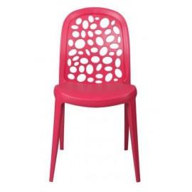 Krzesło Blad czerwone