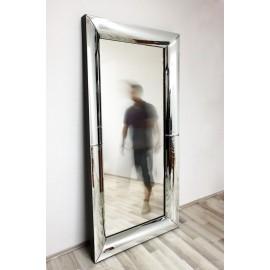 Carlos duże nowoczesne lustro Gaudia