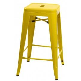 Stołek barowy Paris żółty inspirowany To lix