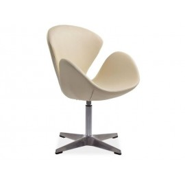 Fotel Devon-kolor krem