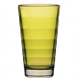 Duża szklanka Wave jasnozielona