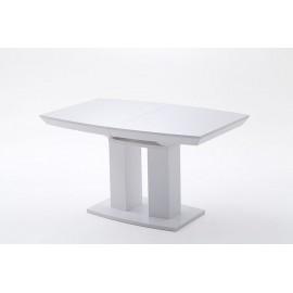 GENA nowoczesny stół lakierowany na kolumnie