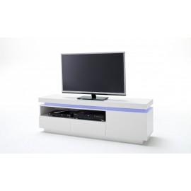 Szafka RTV biała LED Oceana II