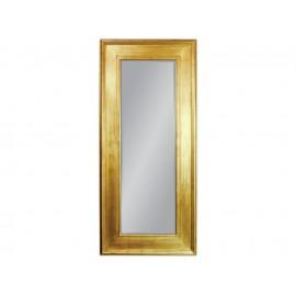 Lustro w złotej ramie 80x180cm