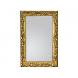 Lustro w złotej ramie 60x90cm