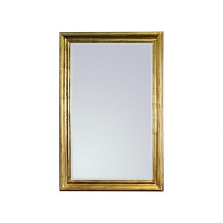 Lustro złote 80x120