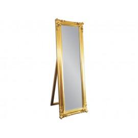 Lustro stojące złote 52x172cm