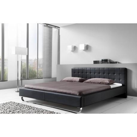 Łóżko tapicerowane pikowane Faza