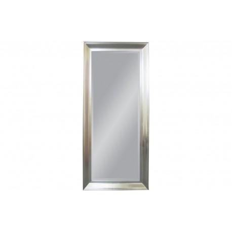 Eleganckie lustro srebrne 80x180cm