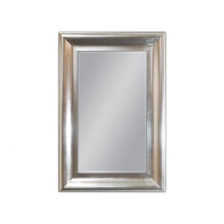 Eleganckie lustro srebrne 80x120cm