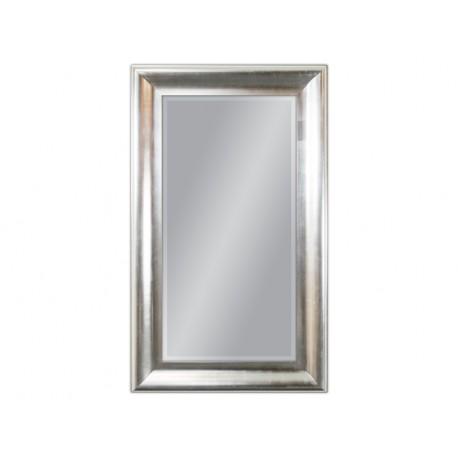 Eleganckie lustro srebrne 90x150cm