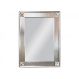 Eleganckie lustro srebrne 85x114cm